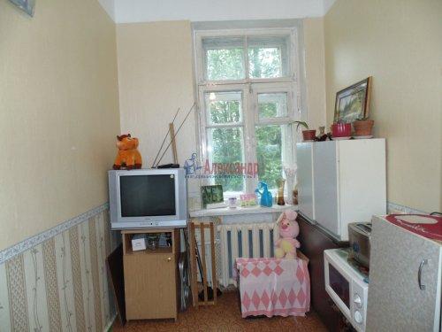 Комната в 5-комнатной квартире (102м2) на продажу по адресу Сертолово г., Черная речка мкр., 4— фото 7 из 8