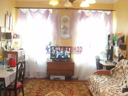 Комната в 3-комнатной квартире (89м2) на продажу по адресу Комсомола ул., 35— фото 1 из 10