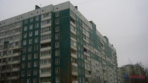 1-комнатная квартира (46м2) на продажу по адресу Искровский пр., 2— фото 3 из 13
