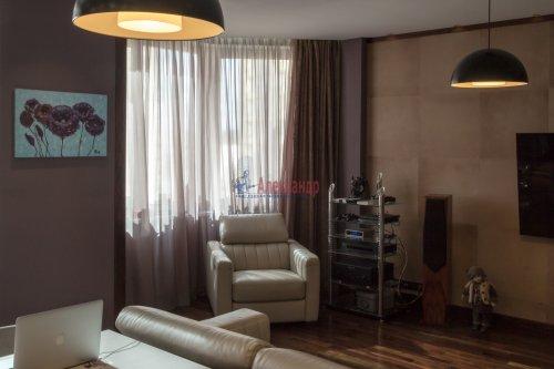 3-комнатная квартира (113м2) на продажу по адресу Выборгское шос., 15— фото 3 из 22