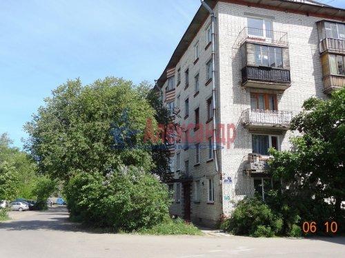 1-комнатная квартира (32м2) на продажу по адресу Лаголово дер., Садовая ул., 2— фото 1 из 3