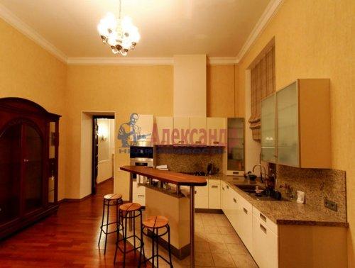 4-комнатная квартира (176м2) на продажу по адресу Кутузова наб., 18— фото 2 из 11
