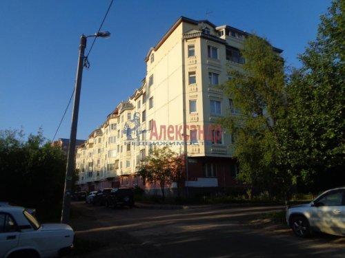 1-комнатная квартира (40м2) на продажу по адресу Сертолово г., Заречная ул., 10— фото 1 из 8