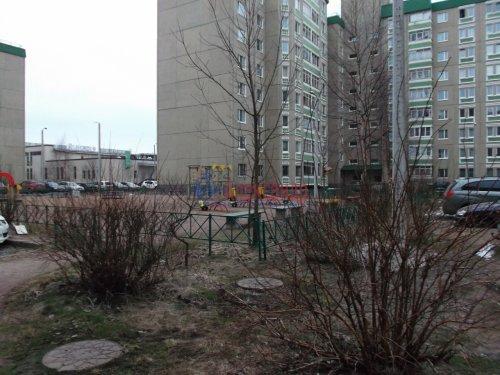 1-комнатная квартира (37м2) на продажу по адресу Всеволожск г., Добровольского пр., 18— фото 15 из 15