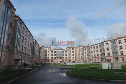1-комнатная квартира (43м2) на продажу по адресу Сертолово-2 пос., Мира ул., 13— фото 1 из 17