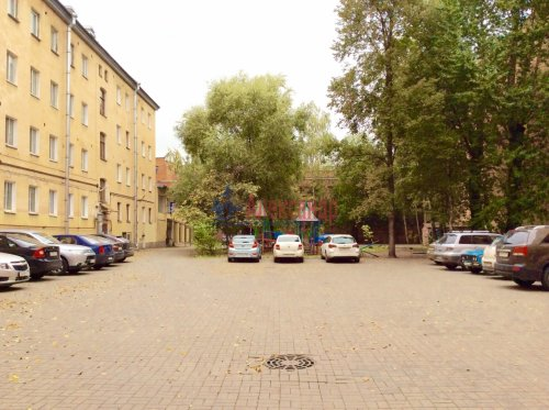 Комната в 5-комнатной квартире (100м2) на продажу по адресу Комсомола ул., 17— фото 2 из 16