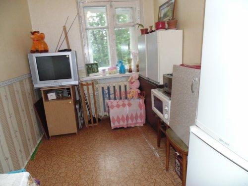 Комната в 5-комнатной квартире (102м2) на продажу по адресу Сертолово г., Черная речка мкр., 4— фото 8 из 8