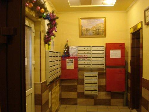 1-комнатная квартира (41м2) на продажу по адресу Науки пр., 17— фото 1 из 15