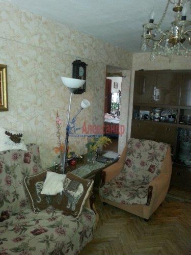 3-комнатная квартира (60м2) на продажу по адресу Полюстровский пр., 19— фото 14 из 20