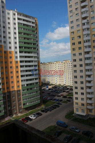 2-комнатная квартира (58м2) на продажу по адресу Шушары пос., Новгородский просп., 10— фото 15 из 16
