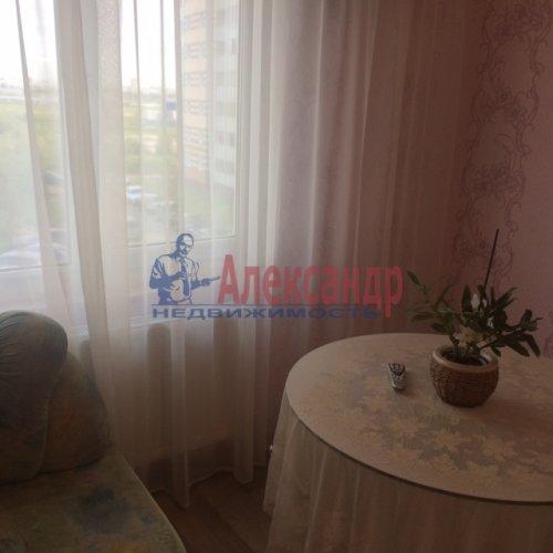 1-комнатная квартира (51м2) на продажу по адресу Бугры пос., Полевая ул., 16— фото 5 из 14