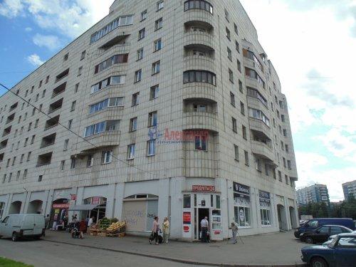 1-комнатная квартира (37м2) на продажу по адресу Художников пр., 9— фото 1 из 11
