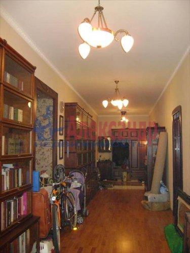 7-комнатная квартира (231м2) на продажу по адресу Звенигородская ул., 2/44— фото 3 из 12