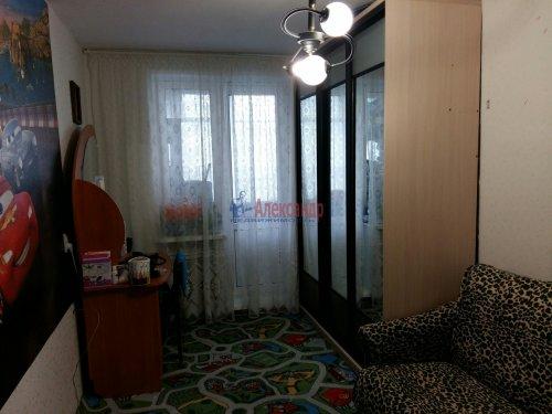 2 комнаты в 3-комнатной квартире (58м2) на продажу по адресу Сертолово г., Молодцова ул., 8— фото 2 из 17
