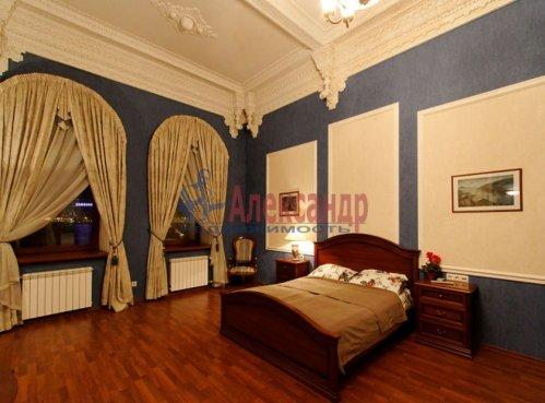4-комнатная квартира (176м2) на продажу по адресу Кутузова наб., 18— фото 6 из 11