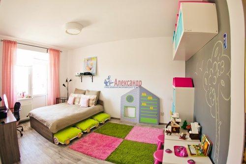 1-комнатная квартира (37м2) на продажу по адресу Всеволожск г., Центральная ул., 4— фото 2 из 10