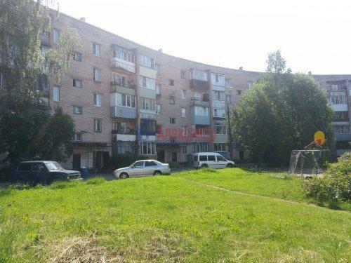 1-комнатная квартира (26м2) на продажу по адресу Выборг г., Приморское шос., 2а— фото 1 из 9