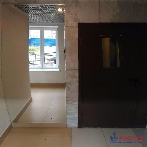 1-комнатная квартира (37м2) на продажу по адресу Мурино пос., Новая ул., 7— фото 6 из 19
