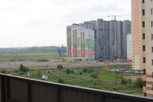2-комнатная квартира (58м2) на продажу по адресу Шушары пос., Новгородский просп., 10— фото 16 из 16