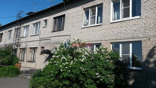 3-комнатная квартира (53м2) на продажу по адресу Верево ст., Железнодорожная ул., 16— фото 1 из 22