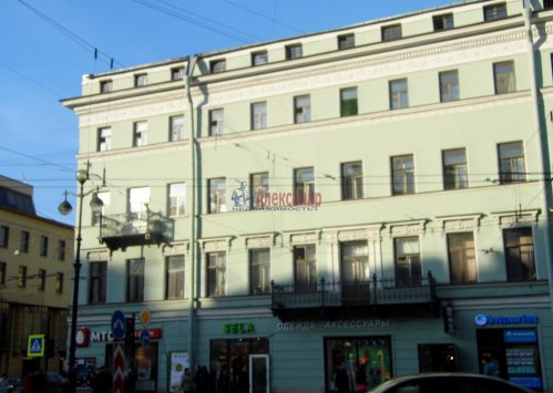 Комната в 4-комнатной квартире (115м2) на продажу по адресу Невский пр., 128— фото 10 из 10