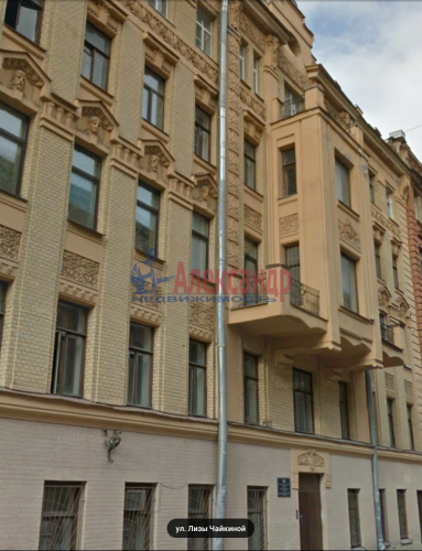 3-комнатная квартира (97м2) на продажу по адресу Лизы Чайкиной ул., 22— фото 6 из 6