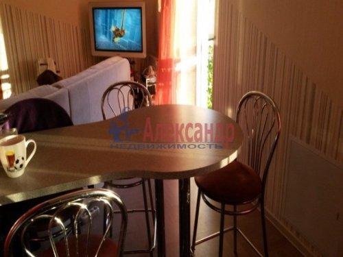 3-комнатная квартира (73м2) на продажу по адресу Московский просп., 191— фото 2 из 20