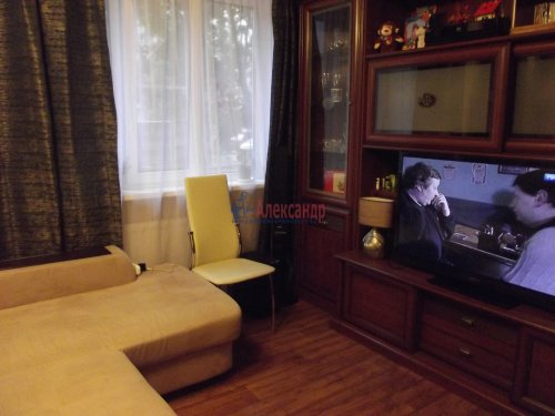 Комната в 3-комнатной квартире (79м2) на продажу по адресу Индустриальный пр., 29— фото 1 из 11