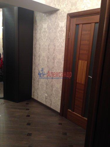 1-комнатная квартира (45м2) на продажу по адресу Учительская ул., 18— фото 14 из 14