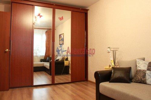 1-комнатная квартира (28м2) на продажу по адресу Испытателей пр., 15— фото 2 из 7