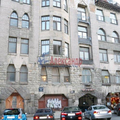 3-комнатная квартира (72м2) на продажу по адресу Стремянная ул., 11— фото 1 из 7