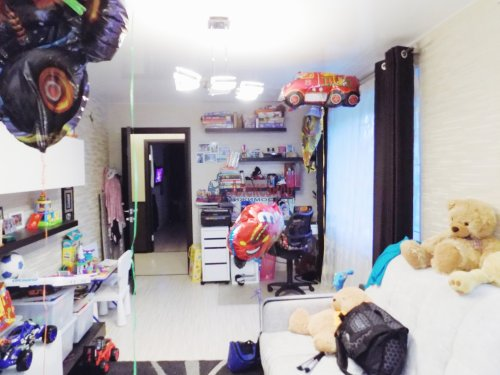 2-комнатная квартира (53м2) на продажу по адресу Выборг г., Макарова ул., 5— фото 3 из 13