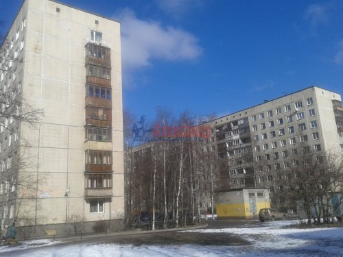 4-комнатная квартира (73м2) на продажу по адресу Купчинская ул., 20— фото 12 из 14