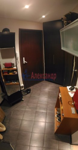 1-комнатная квартира (40м2) на продажу по адресу Мурино пос., Оборонная ул., 2— фото 4 из 18