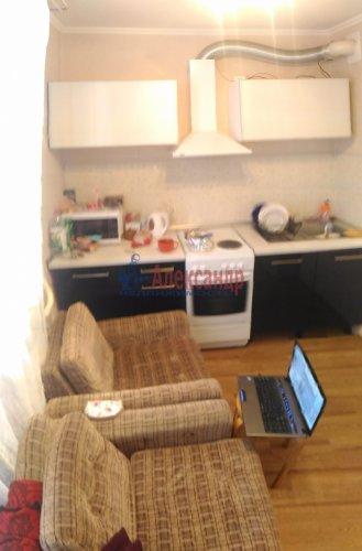 1-комнатная квартира (32м2) на продажу по адресу Мурино пос., Оборонная ул., 2— фото 10 из 19