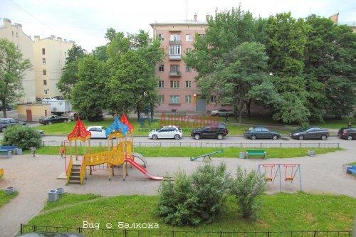 1-комнатная квартира (50м2) на продажу по адресу Лиговский пр., 175— фото 12 из 12