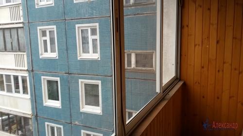 1-комнатная квартира (46м2) на продажу по адресу Искровский пр., 2— фото 14 из 25