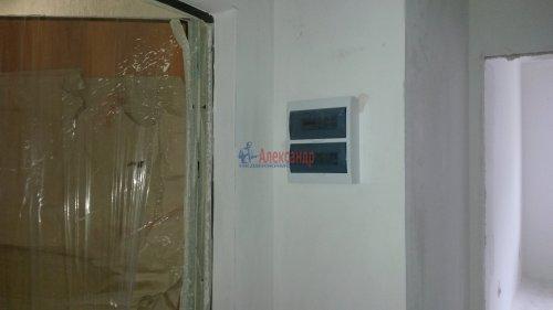 1-комнатная квартира (38м2) на продажу по адресу Кудрово дер., Пражская ул., 9— фото 9 из 17