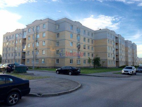 3-комнатная квартира (80м2) на продажу по адресу Пушкин г., Ростовская ул., 6— фото 1 из 16