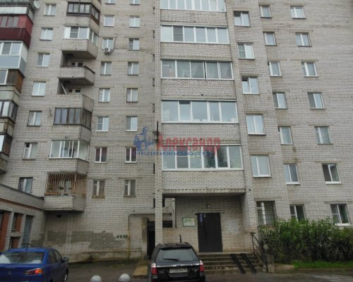1-комнатная квартира (34м2) на продажу по адресу Сертолово г., Ларина ул., 8— фото 1 из 2