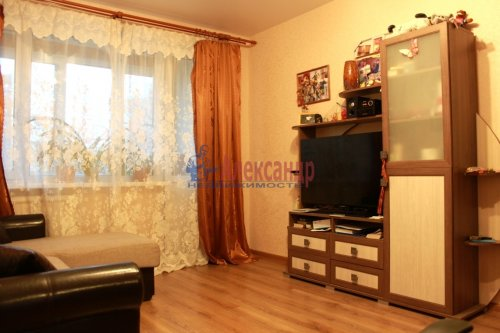 1-комнатная квартира (28м2) на продажу по адресу Испытателей пр., 15— фото 3 из 7