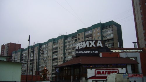 1-комнатная квартира (46м2) на продажу по адресу Искровский пр., 2— фото 19 из 25