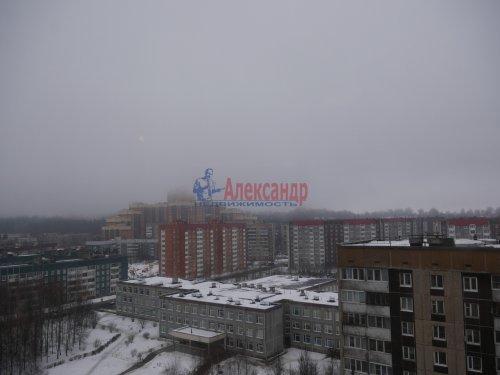 1-комнатная квартира (40м2) на продажу по адресу Всеволожск г., Александровская ул., 79— фото 8 из 9