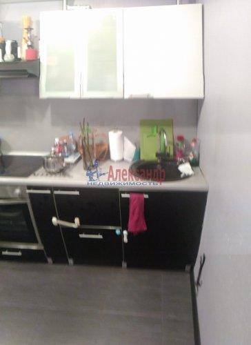 1-комнатная квартира (40м2) на продажу по адресу Мурино пос., Оборонная ул., 2— фото 19 из 21