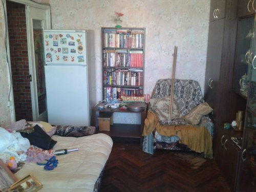 2-комнатная квартира (47м2) на продажу по адресу Светлановский просп.— фото 5 из 12