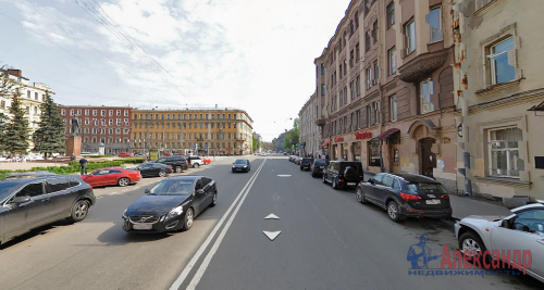 2-комнатная квартира (52м2) на продажу по адресу Рыбацкая ул., 6/8— фото 1 из 6