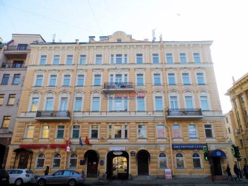 Комната в 4-комнатной квартире (115м2) на продажу по адресу Невский пр., 128— фото 1 из 10