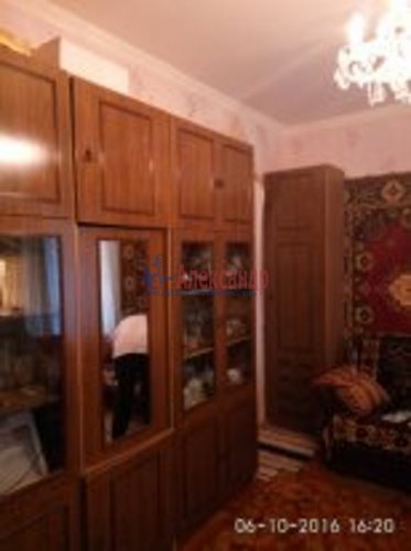1-комнатная квартира (33м2) на продажу по адресу Пушкин г., Магазейная ул., 50/37— фото 6 из 7