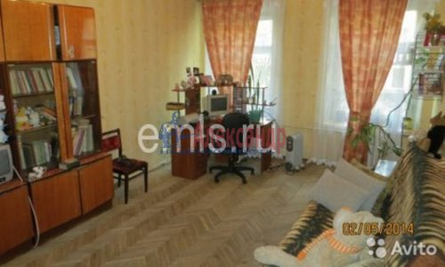 4-комнатная квартира (94м2) на продажу по адресу Владимирский пр., 15— фото 7 из 9