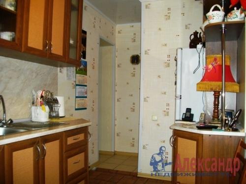 1-комнатная квартира (38м2) на продажу по адресу Сестрорецк г., Токарева ул., 15— фото 8 из 15